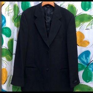 DKNY NWOT Italian Wool Blazer 40R